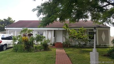 Miami Single Family Home For Sale: 20723 SW 119th Pl