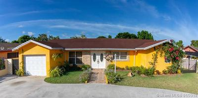 Miami Single Family Home For Sale: 4650 SW 133rd Ave