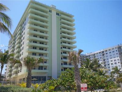 Four Winds, Four Winds Condo, Four Winds Condominium Rental For Rent: 9225 Collins Ave #308
