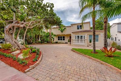 Miami Beach Single Family Home For Sale: 5130 Alton Rd