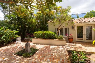 Coral Gables Single Family Home For Sale: 1120 Valencia Ave