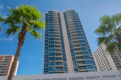 Mirasol, Mirasol Ocean Tower, Mirasol Ocean Towers, Mirasol Ocean Towers Cond Condo For Sale: 2655 Collins Ave #801