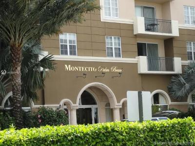 West Palm Beach Condo For Sale: 616 Clearwater Park Rd #501