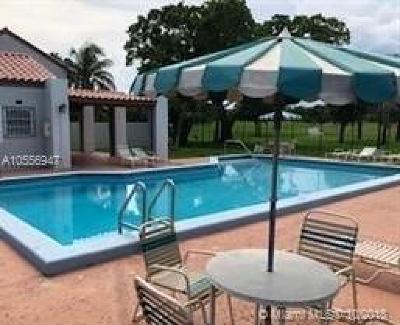 Miami Condo For Sale: 10317 NW 9th St Cir #307-9