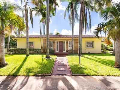 Miami Shores Single Family Home For Sale: 444 NE 101st St
