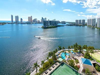 Aventura Condo For Sale: 3370 Hidden Bay Dr #PH1903
