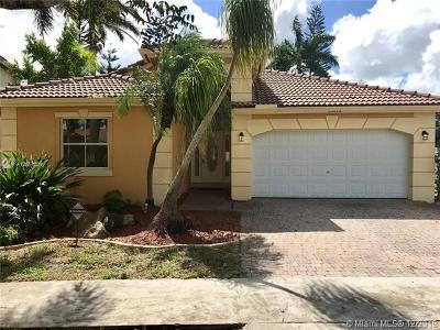Miramar Single Family Home For Sale: 13272 SW 51st St