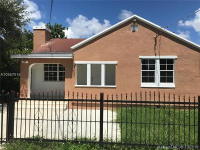 Multi Family Home For Sale: 401 NW 46th St