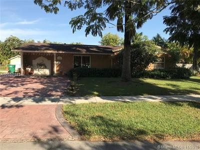 Miami Single Family Home For Sale: 11751 SW 29th St