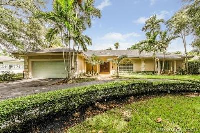 Coral Gables Single Family Home For Sale: 1515 Salvatierra Dr