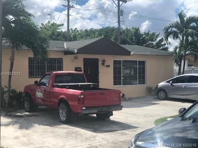 Miami Single Family Home For Sale: 11802 SW 37th Ter