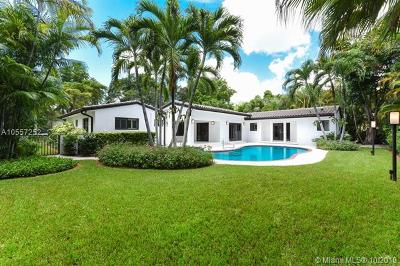Coral Gables, South Miami Single Family Home For Sale: 925 Mariana Ave