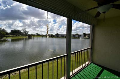Pembroke Pines Condo For Sale: 9400 N Hollybrook Lake Dr #204