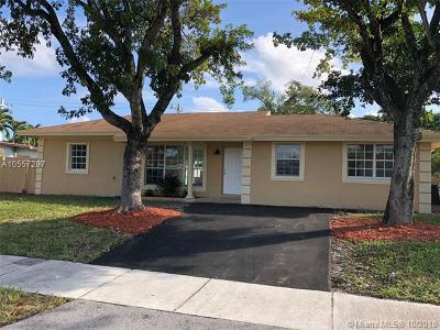 Pompano Beach Single Family Home For Sale: 1550 NE 42nd St