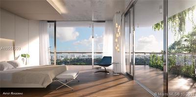 Miami Beach Condo For Sale: 1300 Monad Terrace #6D