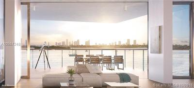 Miami Beach Condo For Sale: 1300 Monad Terrace #4E