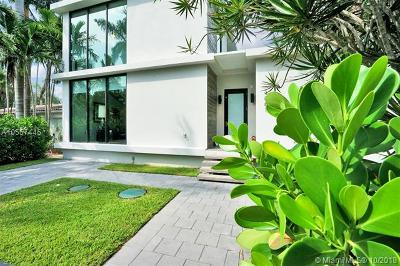 Miami Single Family Home For Sale: 4061 Matheson Ave