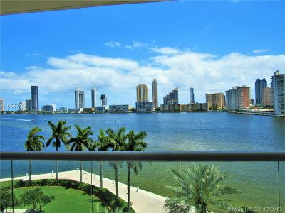 Aventura Condo For Sale: 2600 Island Blvd #606