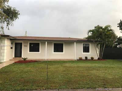 Miami Single Family Home For Sale: 9950 Colonial Dr