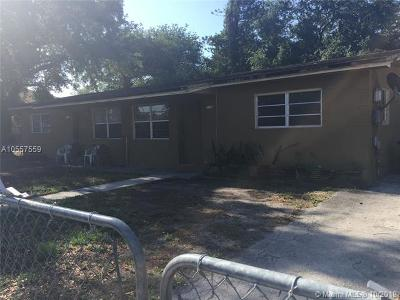 Miami Multi Family Home For Sale