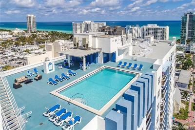 Miami Beach Condo For Sale: 401 69 St #411