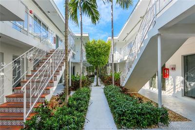 Miami Beach Condo For Sale: 1568 Pennsylvania Ave #322