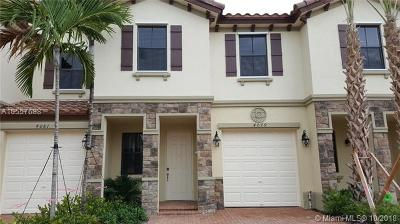 Coconut Creek Condo For Sale: 4079 Allerdale Pl #4079