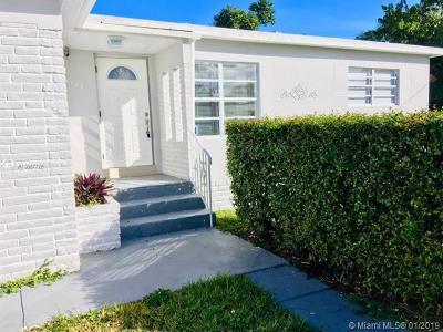 North Miami Beach Single Family Home For Sale: 15725 NE 11th Ct