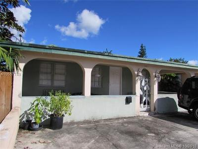 Miami Single Family Home For Sale: 3021 SW 64th Ave
