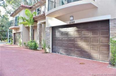 Fort Lauderdale Condo For Sale: 2362 SW 18th Ave #e
