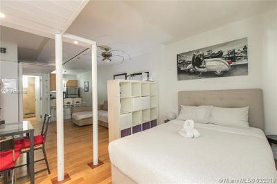 Miami Beach Condo For Sale: 751 Collins Ave #6