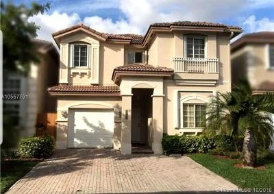Doral Single Family Home For Sale: 11327 NW 72nd