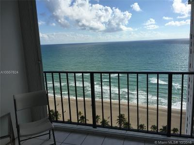Hollywood Condo For Sale: 2401 S Ocean Dr #2203