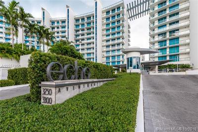 Echo Brickell, Echo Brickell Condo, Echo Condo Rental For Rent: 3250 NE 188th St #406