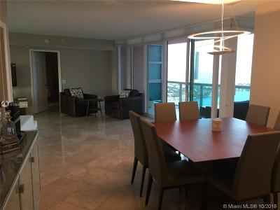Aventura Condo For Sale: 3370 Hidden Bay Dr #3511