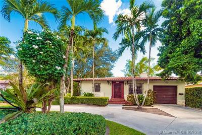 Miami Single Family Home For Sale: 5736 SW 26 St