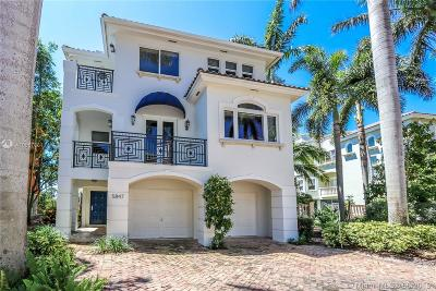 Palmetto Bay Single Family Home For Sale: 5847 Paradise Point Dr
