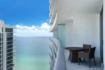 Hollywood Condo For Sale: 4111 S Ocean Dr #1906