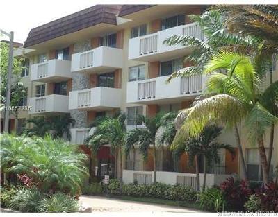 North Miami Condo For Sale: 1805 Sans Souci Blvd #221