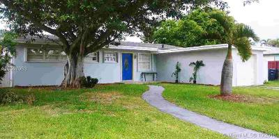 Cutler Bay Single Family Home For Sale: 20510 Marlin Rd