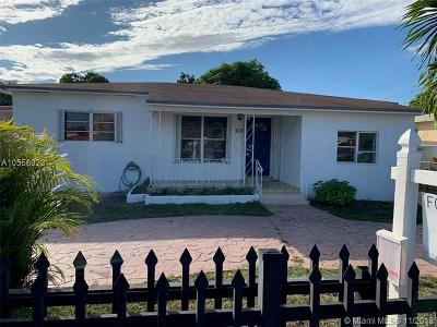 Miami Single Family Home For Sale: 610 SW 62nd Ct