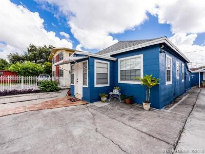 Miami Multi Family Home For Sale: 27 SW 55th Ave Rd