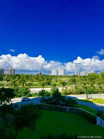 Aventura Condo For Sale: 3300 NE 192nd St #510