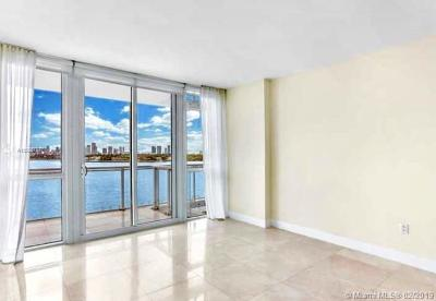 Miami Beach Rental Leased: 520 West Ave #803