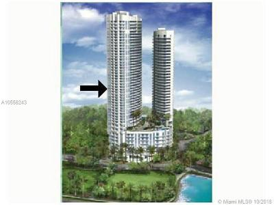 Miami Condo For Sale: 1900 N Bayshore Dr #2401