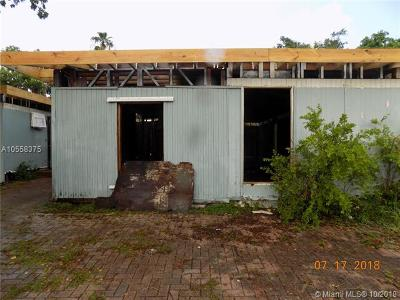 Broward County Single Family Home For Sale: 8000 NW 70th Ave