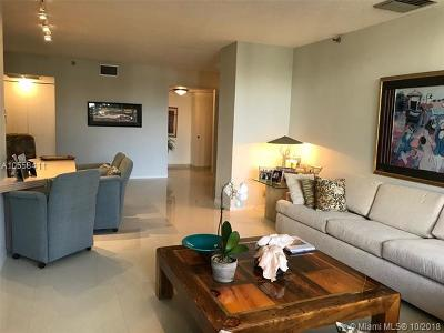 Miami-Dade County Single Family Home For Sale: 19355 Turnberry Way Unit M-K