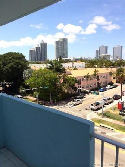 Miami-Dade County Condo For Sale: 801 Meridian Ave #5C