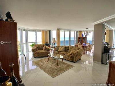 Miami-Dade County Condo For Sale: 16711 Collins Ave #2508