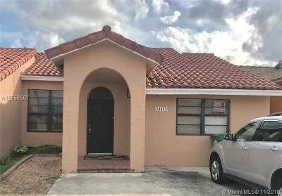 Miami-Dade County Condo For Sale: 14452 SW 50th St #14452